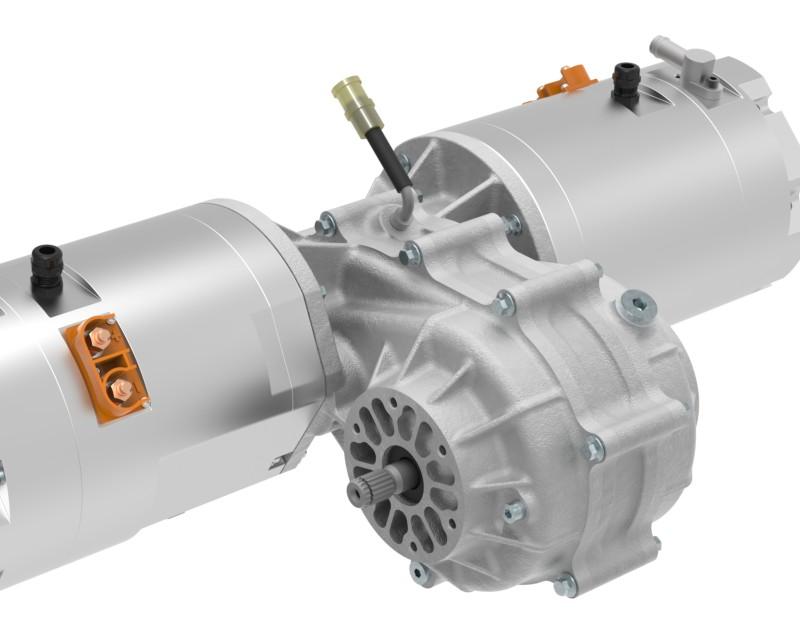 Mahle Powertrain E Motor Design Amp Development