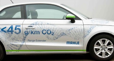 MAHLE Range Extender Vehicle
