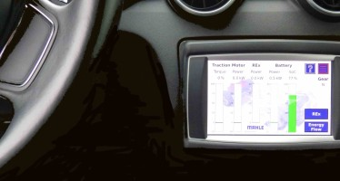 MAHLE Interactive Vehicle Interface (MIVI)